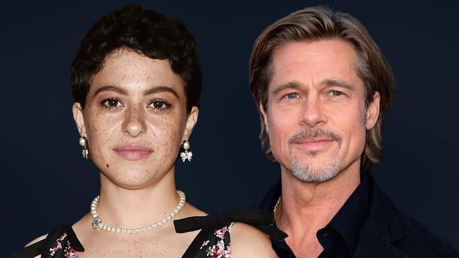 Bóng hồng mới của Brad Pitt bị chê kém sắc-3