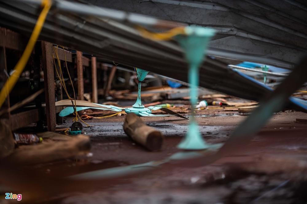Hiện trường xưởng gỗ bị lốc cuốn khiến 3 người chết, 18 bị thương-7