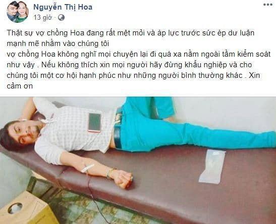 Kiệt sức vì áp lực dư luận, vợ chồng cô dâu Việt 65 tuổi cùng nhập viện-1