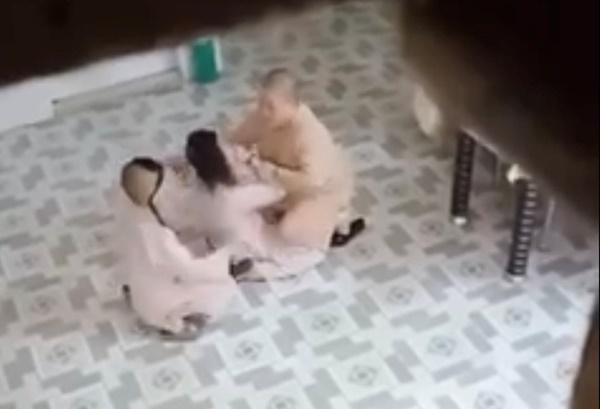 Công an làm rõ clip sư cô đánh đập, bạo hành trẻ em trong ngôi chùa ở Sài Gòn-1