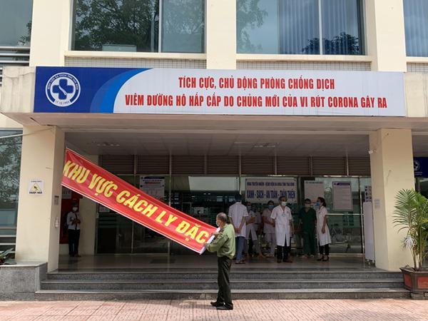 Bệnh nhân COVID-19 cuối cùng tại Thái Bình khỏi bệnh, Việt Nam chữa khỏi 321 ca-3