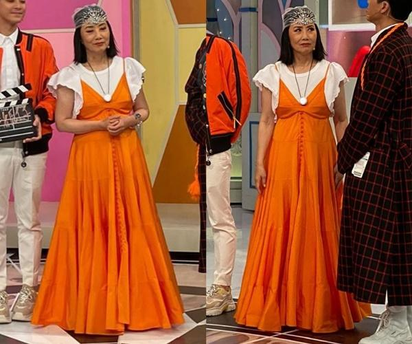 Quả là nữ hoàng váy cưới Vera Wang: Nhờ đôi chân thon nuột mà lấn át bà mẹ đẹp nhất Thái Lan lẫn chị lớn Hong Kong-4