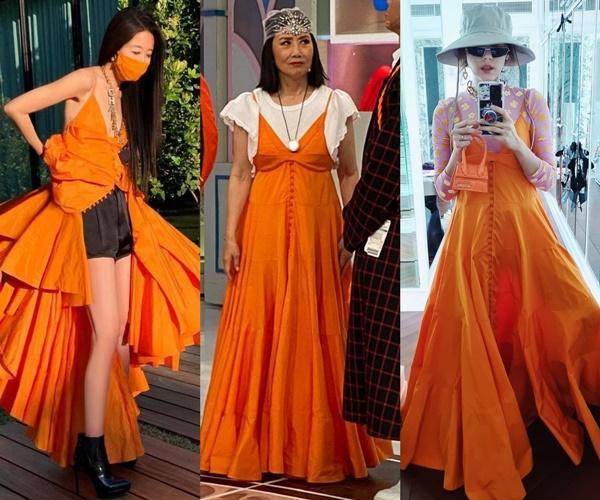 Quả là nữ hoàng váy cưới Vera Wang: Nhờ đôi chân thon nuột mà lấn át bà mẹ đẹp nhất Thái Lan lẫn chị lớn Hong Kong-7