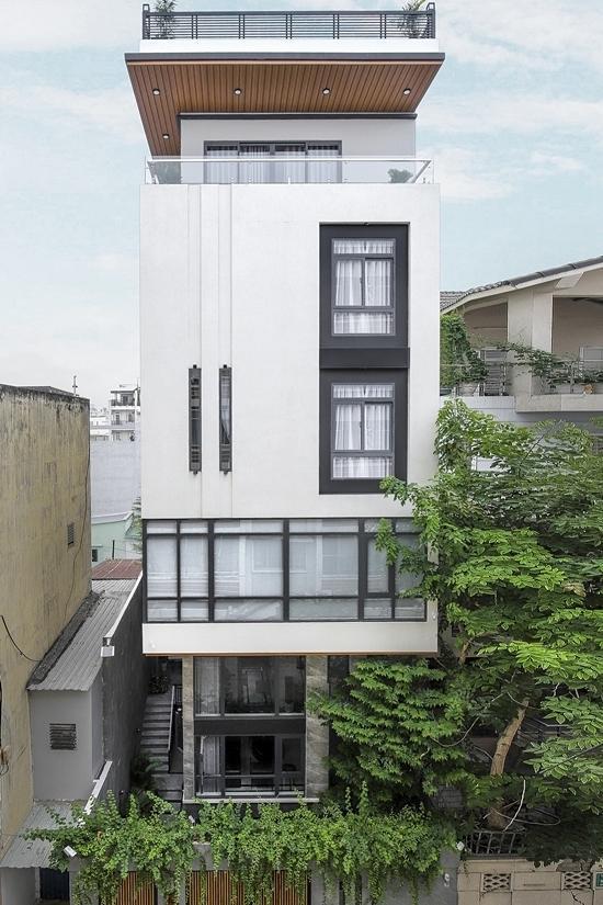 Nhà phố hơn 1.000 m2 của Lê Hoàng The Men-1