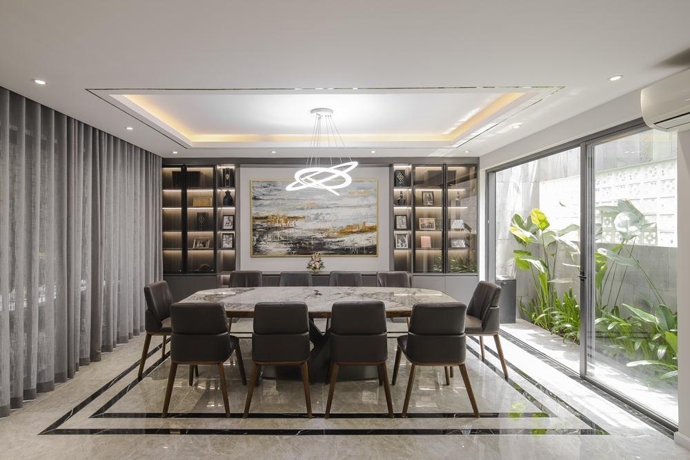 Nhà phố hơn 1.000 m2 của Lê Hoàng The Men-5