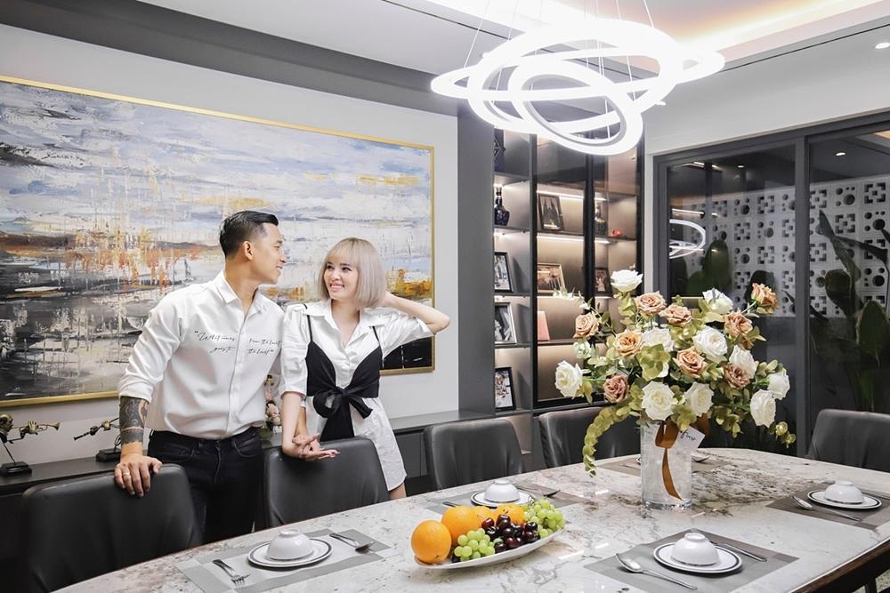 Nhà phố hơn 1.000 m2 của Lê Hoàng The Men-6