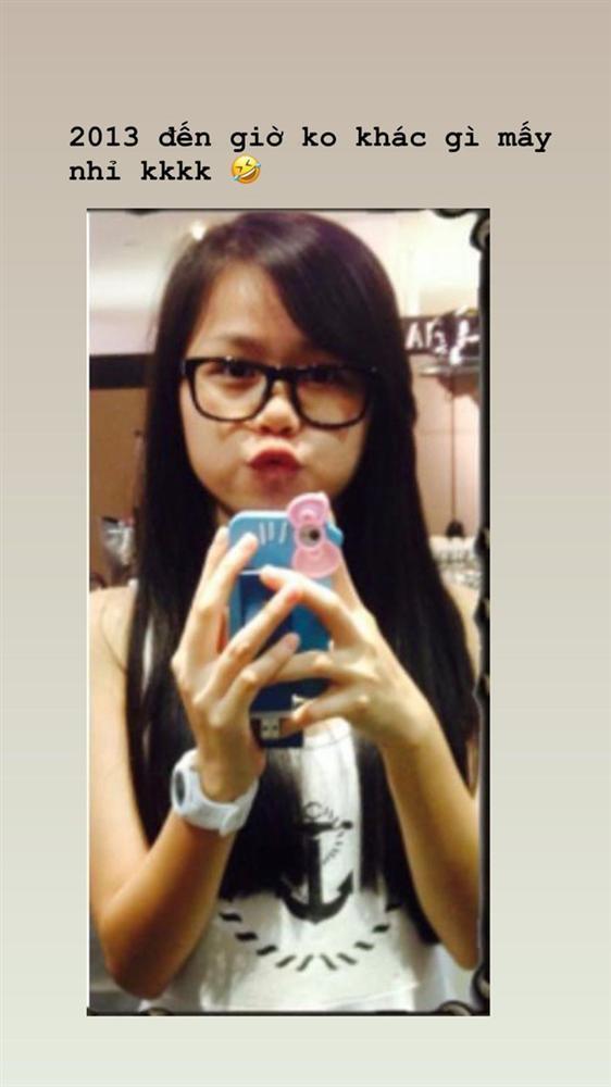 Bạn gái Quang Hải khoe mặt mộc, để lộ làn da mơ ước của bao người-3