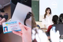 Lộ ảnh thẻ cực xịn trong vai trò giảng viên của Midu
