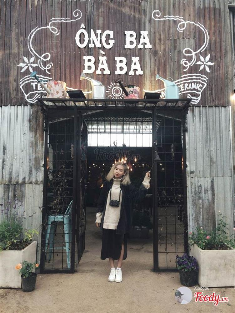 Đi tìm hoài niệm tại những quán cafe đậm chất retro ở Đà Lạt-14