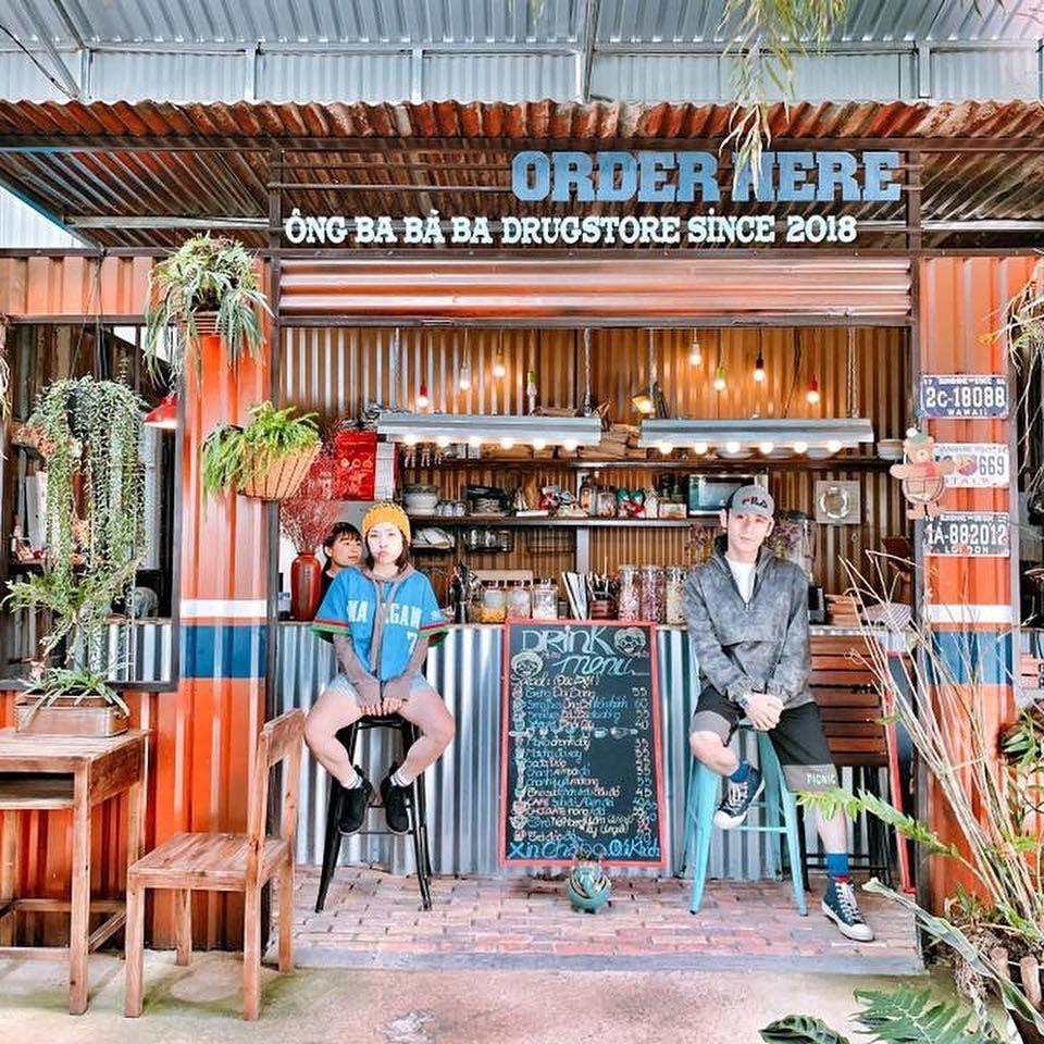Đi tìm hoài niệm tại những quán cafe đậm chất retro ở Đà Lạt-16