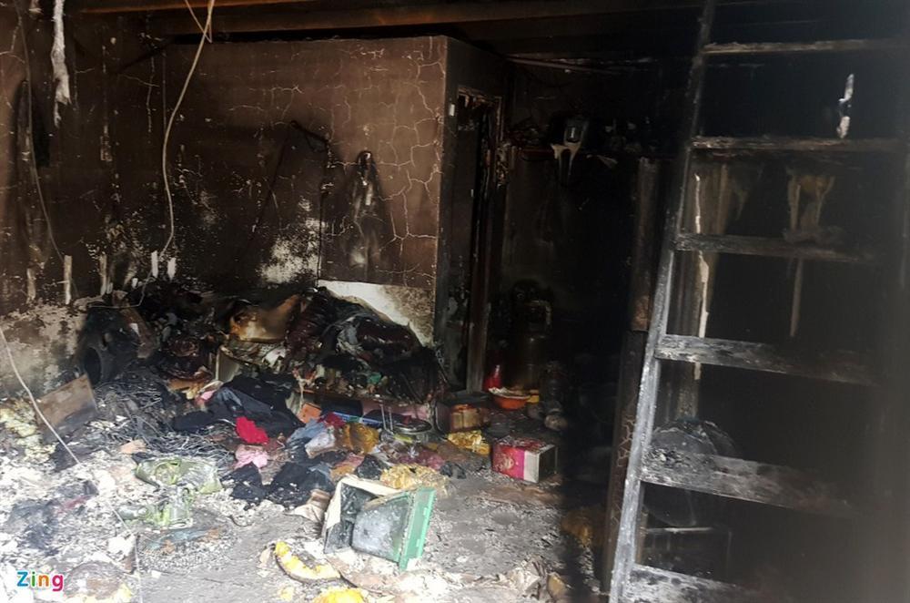 Kẻ phóng hỏa nhà trọ làm 3 người chết là ai?-1