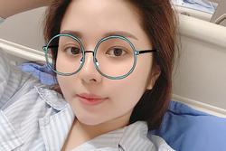 Bệnh ung thư máu chuyển biến xấu, MC Diệu Linh phải chuyển viện, nằm phòng cách ly đặc biệt