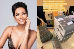 Hoa hậu H'Hen Niê nói về bức ảnh đóng thuế tiền tỷ: 'Tôi không cố ý khoe khoang'