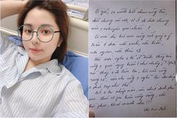 Xúc động những tấm thiệp viết tay gửi MC Diệu Linh: 'Yêu thương còn đó mà người đã đi xa'