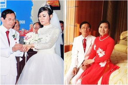 Đại gia Việt sắm 'siêu giường' 6 tỷ đồng tặng vợ trẻ kém 55 tuổi