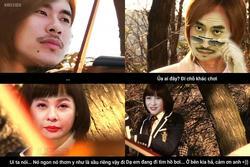 Ảnh chế 'Vườn sao băng' bản Việt tập 1: Cát Phượng bị 'crush' Kiều Minh Tuấn phũ