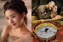 Mỹ nhân Hoa ngữ đóng cảnh tắm: Triệu Lệ Dĩnh táo bạo, Địch Lệ Nhiệt Ba thành trò cười