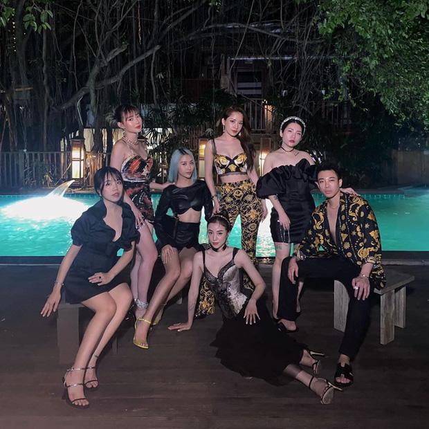 Sinh nhật chơi lớn như Chi Pu: Thử thách 3 phong cách từ bikini, hàng hiệu đến áo bà ba-3