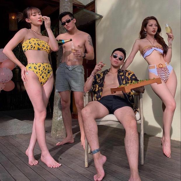 Sinh nhật chơi lớn như Chi Pu: Thử thách 3 phong cách từ bikini, hàng hiệu đến áo bà ba-1