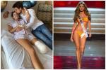 Hoa hậu Hoàn vũ Colombia bị cưa một chân vẫn lạc quan và rạng ngời xinh đẹp