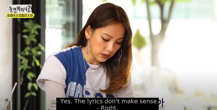 Lee Hyori nhận xét lời bài hát của Red Velvet, BLACKPINK không có ý nghĩa gì!-4