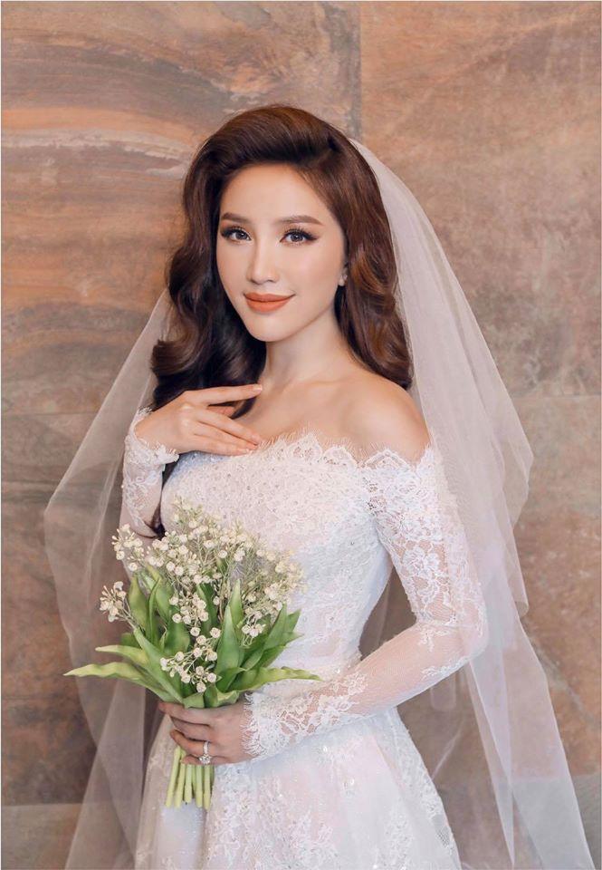 Bảo Thy lần đầu công bố ảnh cưới full bộ đẹp lung linh-3