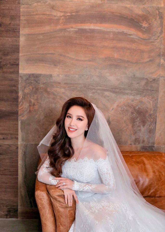 Bảo Thy lần đầu công bố ảnh cưới full bộ đẹp lung linh-4