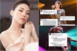 Tóc Tiên gọi những người comment bẩn về ca sĩ chuyển giới Lynk Lee là 'kẻ bại trận'