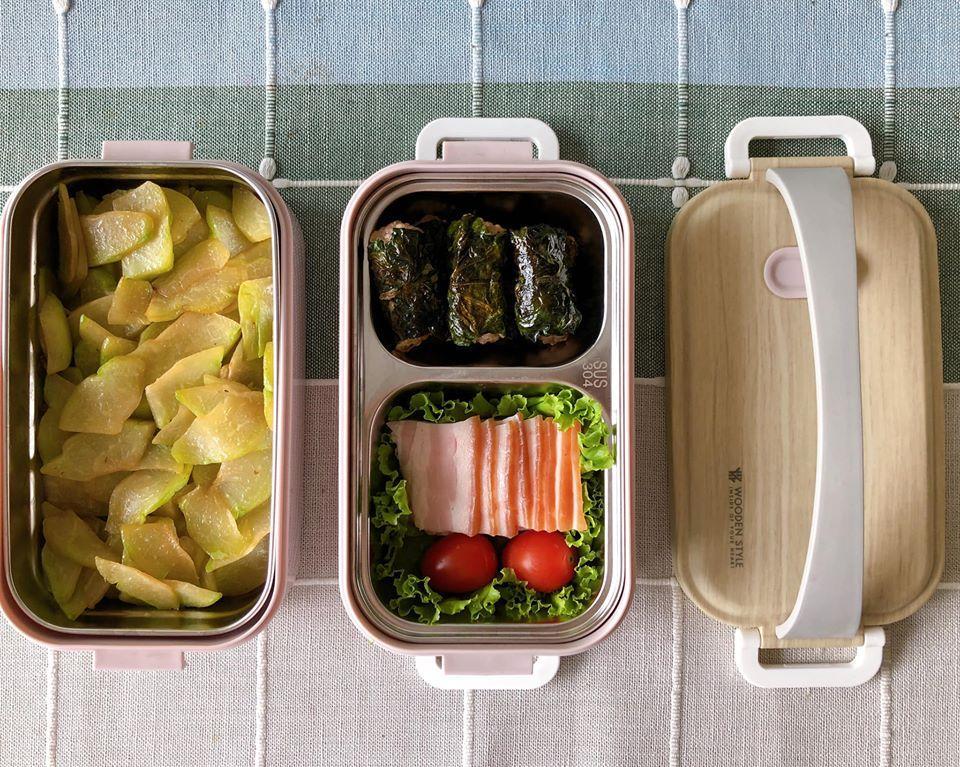 9X hóa master chef khiến bữa trưa hết nhàm chán bằng thực đơn lành mạnh khó ngờ-2