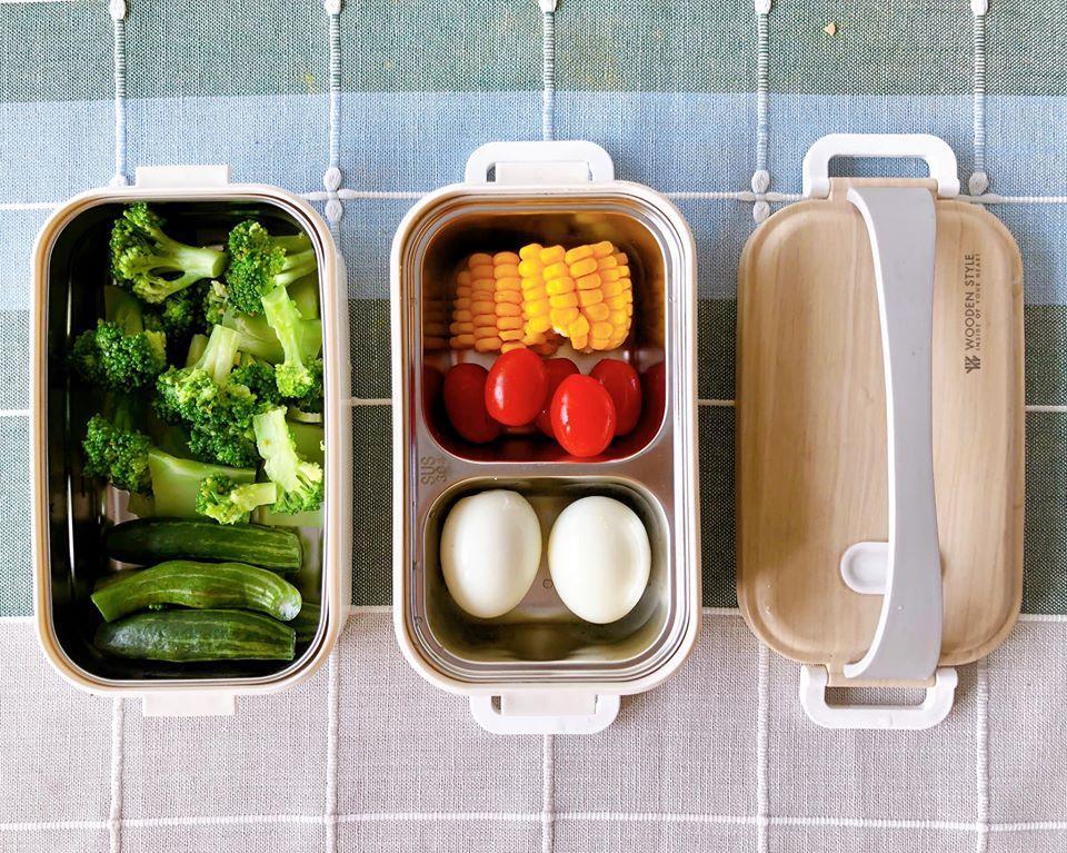 9X hóa master chef khiến bữa trưa hết nhàm chán bằng thực đơn lành mạnh khó ngờ-3