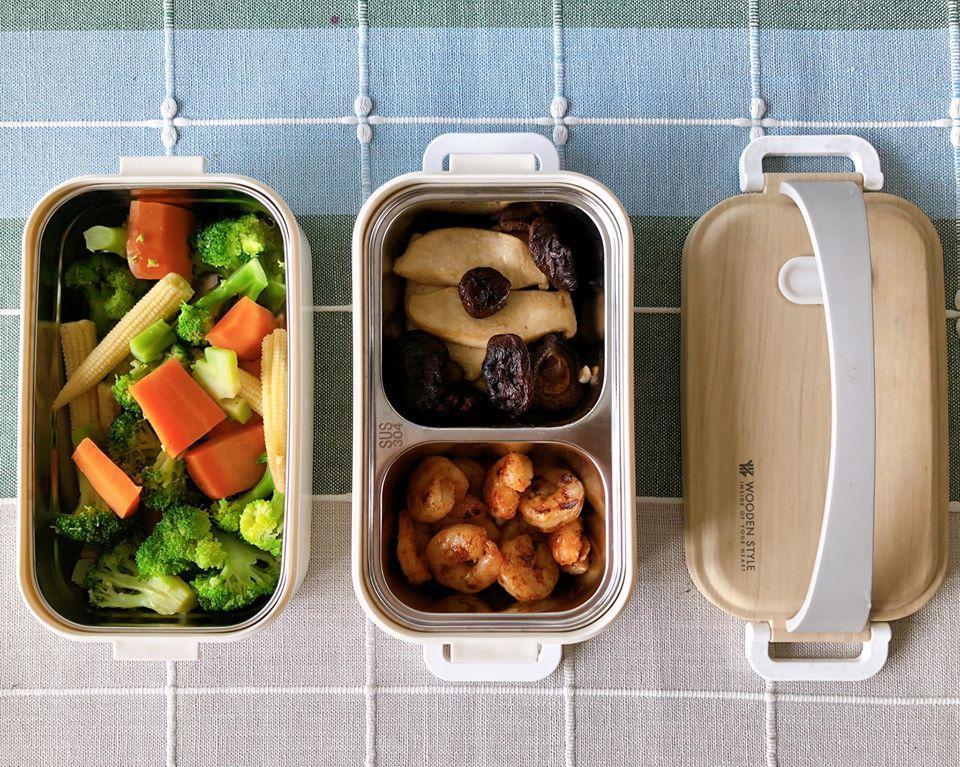 9X hóa master chef khiến bữa trưa hết nhàm chán bằng thực đơn lành mạnh khó ngờ-4