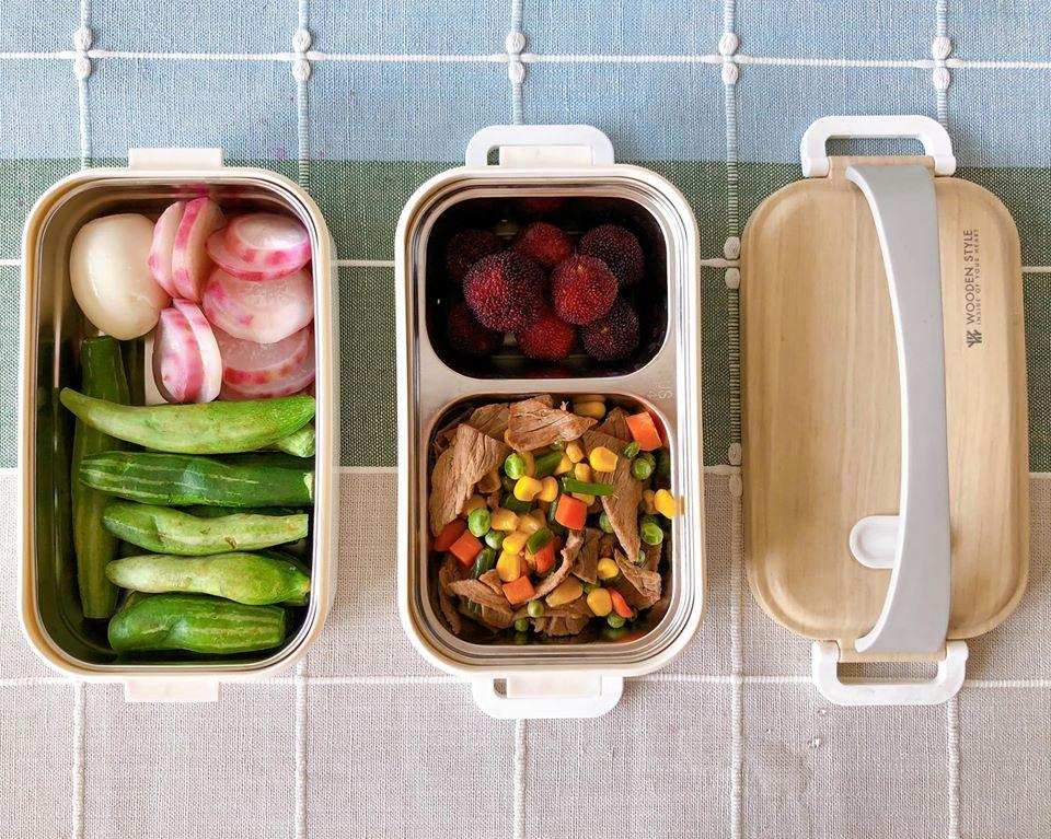 9X hóa master chef khiến bữa trưa hết nhàm chán bằng thực đơn lành mạnh khó ngờ-5