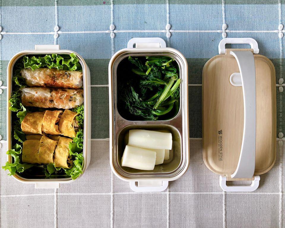 9X hóa master chef khiến bữa trưa hết nhàm chán bằng thực đơn lành mạnh khó ngờ-9
