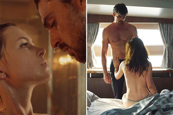 Cảnh sex như thật gây tranh cãi trong phim 365 Days-2