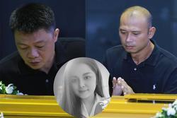 BTV Quang Minh, Long Vũ ghi sổ tang tiếc thương MC Diệu Linh