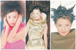 Hú hồn với loạt ảnh cách đây 20 năm của 'Én nhỏ' Triệu Vy