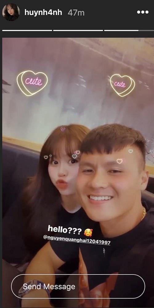 Nhìn Quang Hải vui vẻ bên Huỳnh Anh, Nhật Lê cũng tuyên bố đi tìm tình yêu mới-2