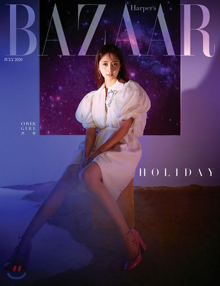 Twice bị chê tơi tả khi diện hàng hiệu lên bìa tạp chí, nhưng đã có pha phản dame ngoạn mục khiến netizen câm nín-3