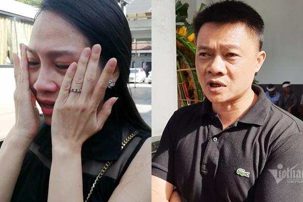 MC Mỹ Lan, BTV Quang Minh bật khóc nói về tin nhắn cuối cùng của MC Diệu Linh