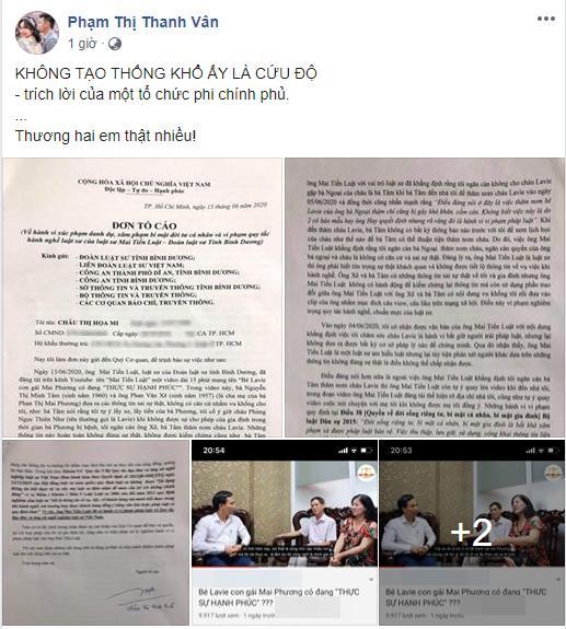 Sao Việt lên tiếng chuyện nhà Mai Phương: Ăn thịt con giờ lại ăn thịt cháu sao?-5