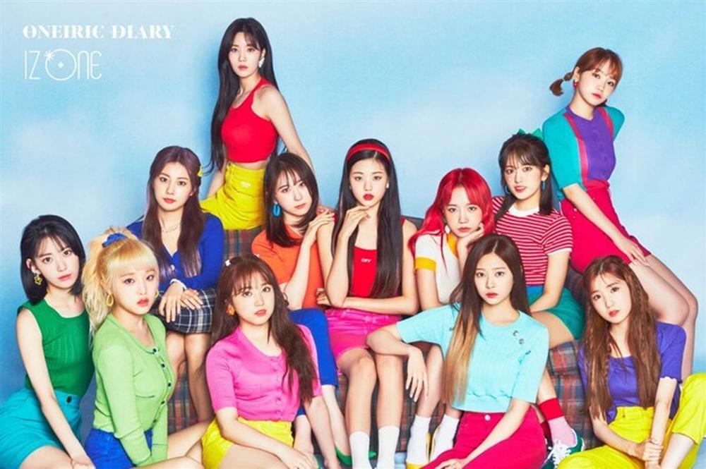 Nối tiếp BTS, IZ*ONE trở thành nhóm nhạc nữ Hàn Quốc đầu tiên đưa concert lên phim-3