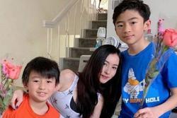 Trương Bá Chi cô đơn tột cùng, lủi thủi nuôi con khi lấy Tạ Đình Phong