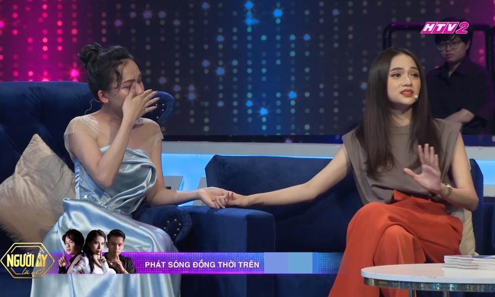Nữ chính Người Ấy Là Ai chuyển giới, từng ngồi khóc trước cửa nhà Hương Giang-5