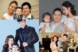 Câu lạc bộ sao nam Vbiz lấy vợ sinh con vẫn bị nghi ngờ 'bóng kín'