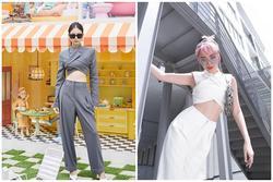 Tóc Tiên khoe style cool hết nút nhưng netizen lại réo tên Jennie vì outfit na ná 'tuy 2 mà 1'