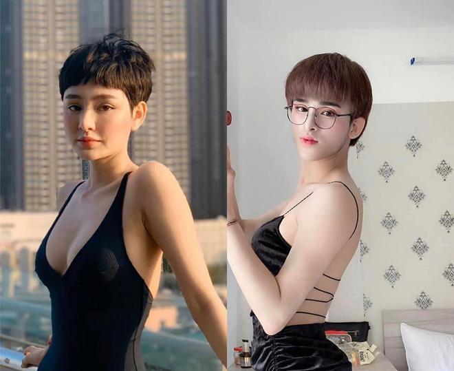 Thảm họa Trần Đức Bo nghiện diện váy bó sát tạo dáng khoe vòng 3 phản cảm-8