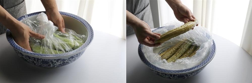 Đầu bếp nhà hàng chỉ cách làm dưa chuột muối chỉ trong 10 phút, để dành ăn được cả tuần-4