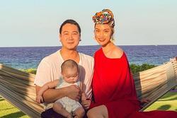 Quý tử chưa kịp lớn, Lan Khuê đã thông báo thuê 10 vú em cho con dâu tương lai