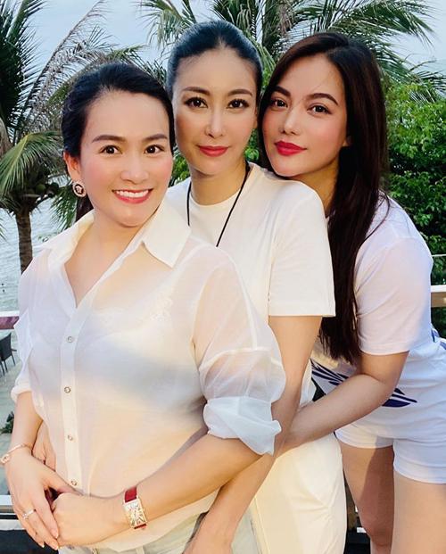 Tình bạn của Hà Kiều Anh - Trương Ngọc Ánh - Anh Thơ-1