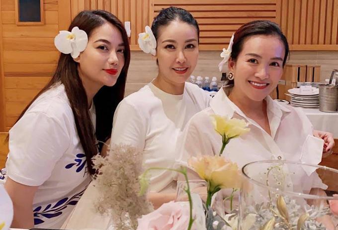 Tình bạn của Hà Kiều Anh - Trương Ngọc Ánh - Anh Thơ-3